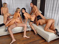 Orgie i sex grupowy