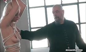 Foto sesja w klimacie BDSM