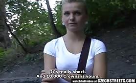 Czeskie laski dają dupy za kasę - kompilacja