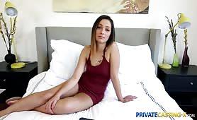 Dziewczyny nie trzeba było długo namiawiac na sex