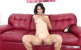 Dana Vespoli Fingers Herself